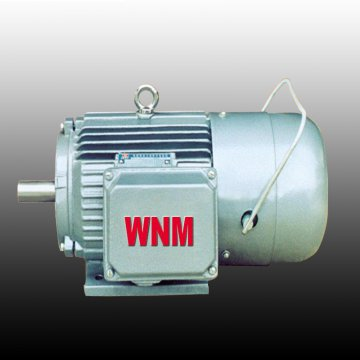皖南电机_yej系列电磁制动三相异步电动机