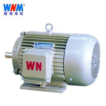皖南电机 YD2系列变极多速三相异步电动机