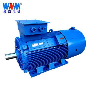 皖南电机_YLV系列低压大功率三相异步电动机